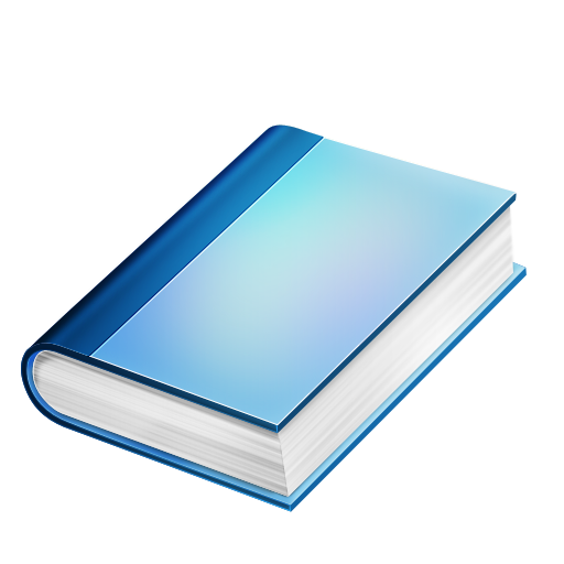This is an icon of a Book or Booklet to download